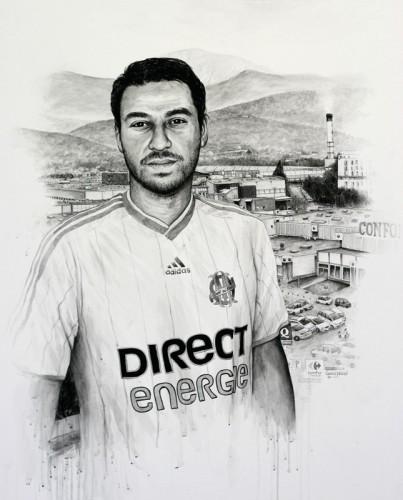 Antonio---acrylique-sur-papier---83-x-69-cm---2010
