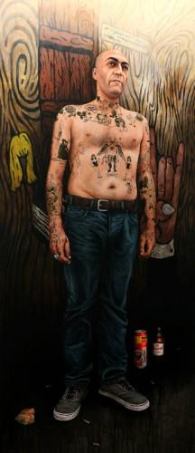 Armen-Eloyan---acrylique-sur-bois---240-x-105-cm---2012