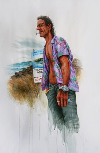 Le-bourlingueur---acrylic-on-paper---100-x-70-cm---2008