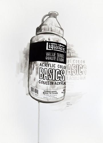 Les-details,-Basics---acrylic-on-paper---36-x-26-cm---2008