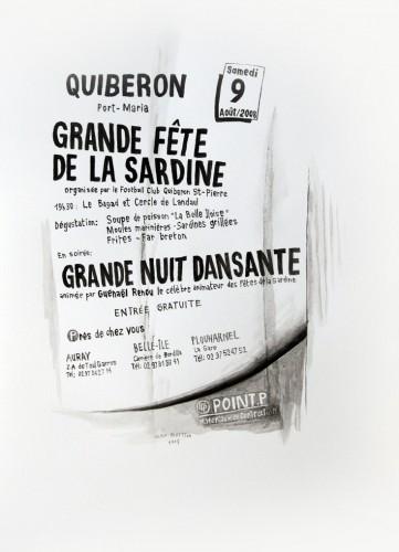 Les-details,-Fête-de-la-sardine---acrylic-on-paper---36-x-26-cm---2008