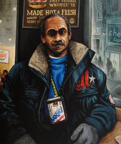 NYC---Dennis---acrylique-sur-bois---36,5-x-30,5-cm---2006