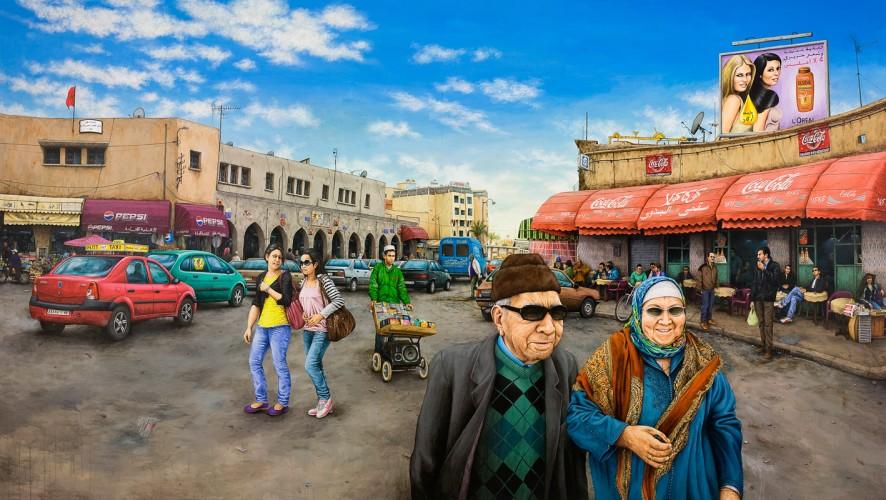 Oujda---2013---acrylique-sur-bois---170-x-306-cm