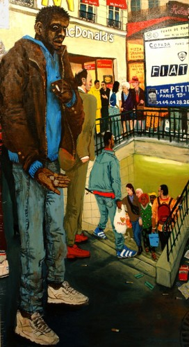 Porte-de-Pantin---acrylique-sur-bois---123-x-67-cm---2001