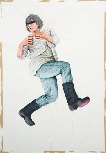 R---Sabina----acrylique-et-fusain-sur-papier---2010
