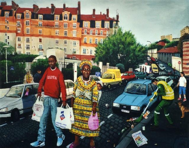 Rue-de-la-Solidarite---acrylique-sur-bois---150-x-190-cm---2002