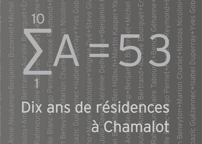 NEWS 2016 Chamalot dix ans