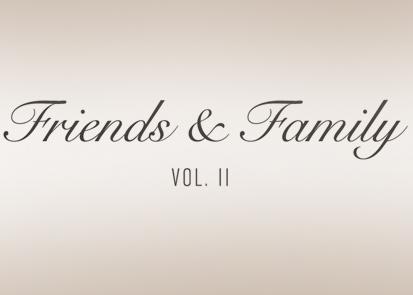 NEWS 2017 - Friends & family vol2